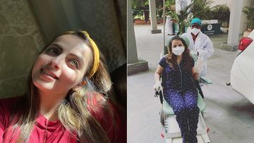 Ishqbaaaz Actress Shrenu Parikh Discharged From Hospital After COVID-19 Treatment, Thanks Fans And Says She Is In 'Total Isolation' At Home