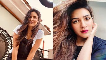 Katrina Kaif's Loss Is Kriti Sanon's Gain? Latter To Star In Vikas Bahl's Upcoming Comedy Drama - Reports