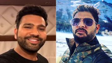 IPL 2020: Rohit Sharma Hits The Gym With Vengeance, Ends Up Being Trolled By Yuvraj Singh, LOL