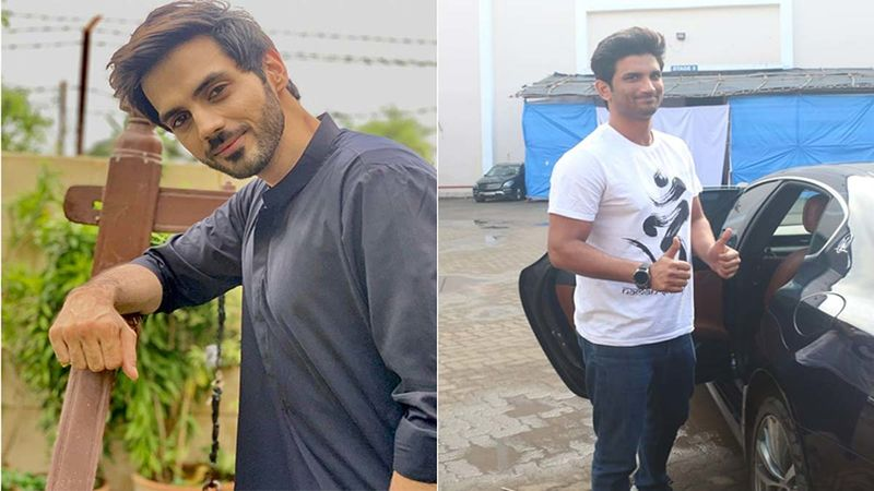 Late Actor's Sushant Singh Rajput Life To Unfold On OTT? Pakistani Actor Hasan Khan Says He Has Been Signed To Play SSR; Amazon India Reacts