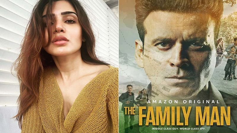 The Family Man 2: Samantha Akkineni Dubs For Her Debut Web Series; Gears Up For A Crazy Ride With This Manoj Bajpayee Starrer