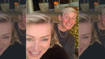 Ellen Degeneres's Partner Portia De Rossi Comes In Support Of The Host Amidst News Of Toxic Work Environment On Ellen's Show
