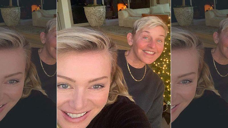 Ellen Degeneres's Partner Portia De Rossi Comes In Support Of The Host Amidst News Of Toxic Work Environment On Ellen's Show