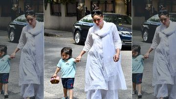 Kareena Kapoor Khan Wishes For A Fitter Second Pregnancy; Had Gained 25 Kg During Taimur, 'Everyone Was Like Paranthe Khao, Ghee Khao'