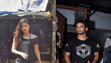After Rhea Chakraborty's Arrest Her Lawyer Calls Sushant Singh Rajput A 'Drug Addict' - Issues A Statement