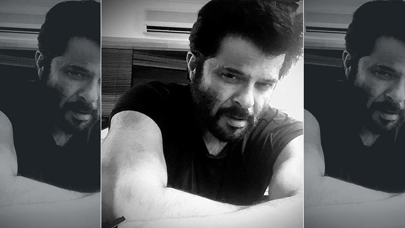 Anil Kapoor Shares A Then And Now Picture Of Him Riding A Horse; Jokes About How Times Have Changed But Horse Remains The Same