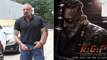 KGF 2 RELEASE DATE: Sanjay Dutt Teases Big Announcement On KGF Chapter 2; Fans Trend  #KGF2 With Much Amplomb