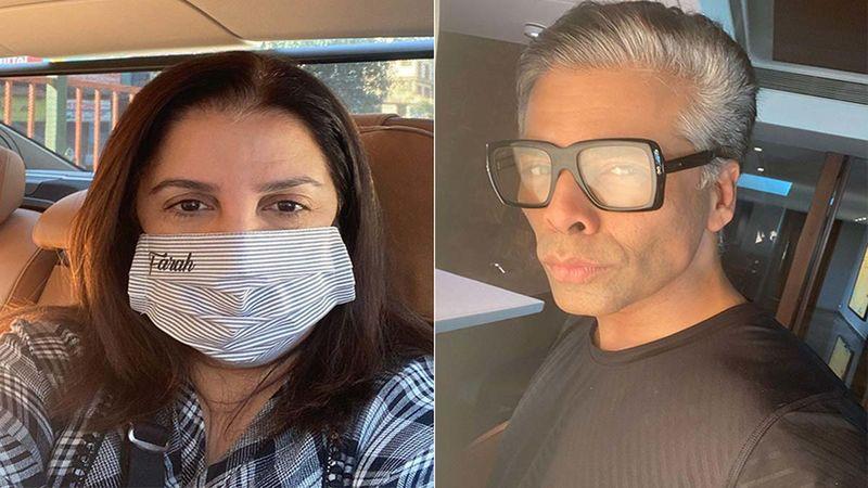 Farah Khan Asks Netizens To Be Vigilant After Her Social Networking Account Gets Restored, Thanks Buddy Karan Johar Too