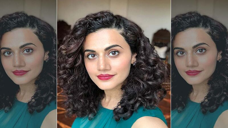 Taapsee Pannu Explains The 'Big' Difference Between A Bikini Body And An Athletic Body