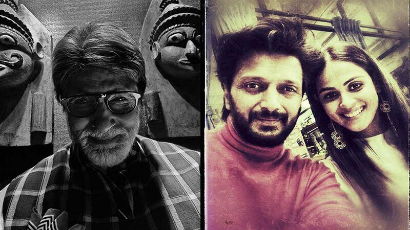 Kaun Banega Crorepati 13: Amitabh Bachchan Reveals Having A Body Double Perform Breakfast Asana In Coolie No 1, Ritesh Deshmukh Has A Hilarious Reply