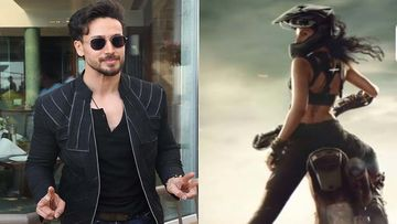 Ganapath Teaser: Tiger Shroff Gives A Glimpse Of His Leading Lady, Assures He Will Reveal Her Name Tomorrow