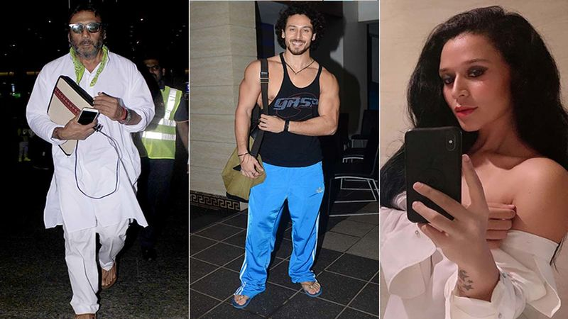 Tiger Shroff Birthday Special: Daddy Jackie Shroff Shares Unseen Childhood Pictures Of Birthday Boy, Sister Krishna Shroff Has A Question For Her Daddy Cool
