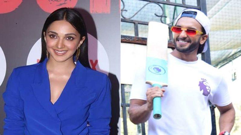 Kiara Advani To Star Opposite Ranveer Singh In Shankar's Next Film?