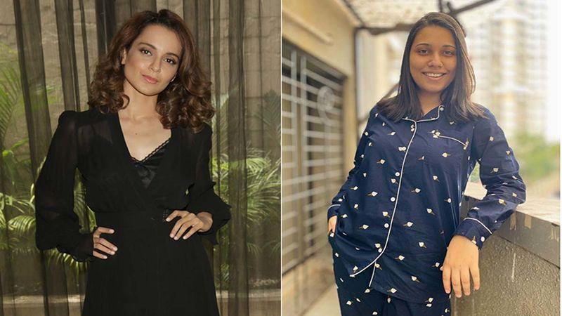 Kangana Ranaut REACTS As Comedian Saloni Gaur Reminds Her Of Having 2 Siblings Post Actress' Population Control Tweet
