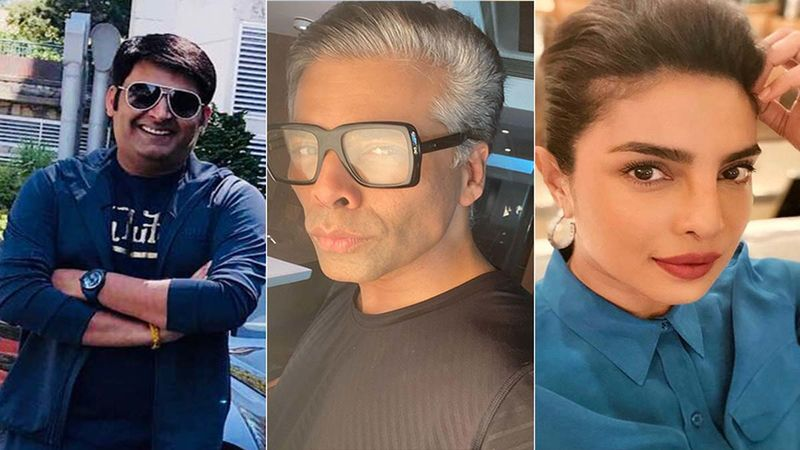 When Kapil Sharma Revealed What He Will Do If He Wakes Up As Karan Johar And Priyanka Chopra; It's Hilarious AF