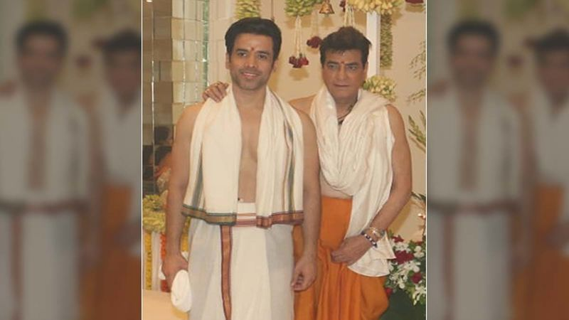 Tusshar Kapoor Shares Having A Low-Key Affair To Celebrate His Father Jeetendra's 79th Birthday Due To Rise In COVID Cases