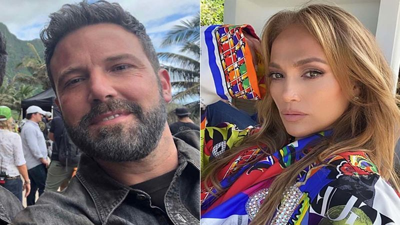 Ben Affleck And Jennifer Lopez Casually Wrap Their Arms Around Each Other As They Go On A Shopping Spree With Kids