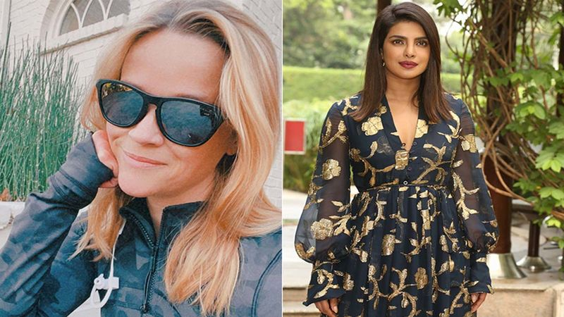 Reese Witherspoon Extends Support To Priyanka Chopra's COVID-19 Fundraising Appeal; Says It Is An 'Urgent Situation'