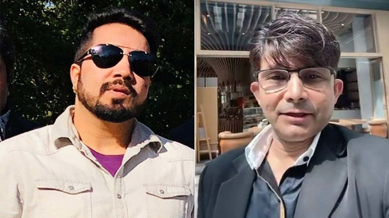 Mika Singh Supports Salman Khan; Warns KRK To Not Mess Around, Says, 'Not Karan Johar OR Anurag Kashyap, I'm Your Daddy'