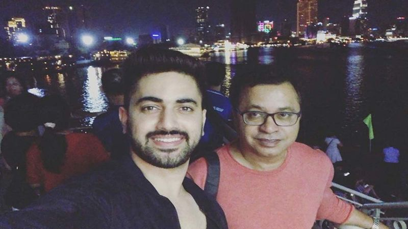 Naamkarann Actor Zain Imam Jolted With Passing Away Of His Cousin Brother Syed Taqi Imam; Says, 'May Allah Give Him Peace And Jannat'