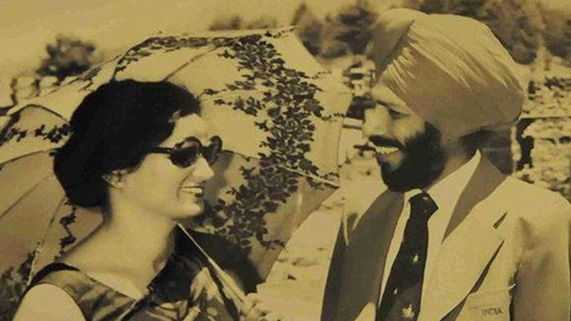 """Milkha Singh's Wife Nirmal Kaur Succumbs To COVID-19, Legendary Athlete Once Said His Wife Is His """"Biggest Trophy"""""""