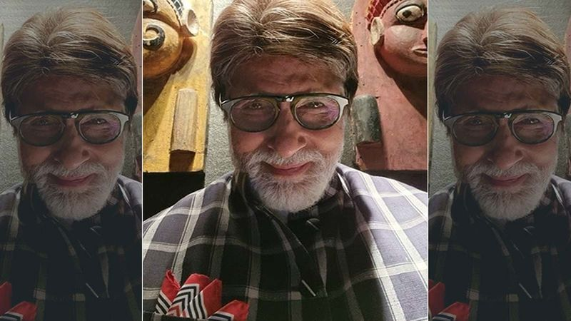 Amitabh Bachchan Is Overwhelmed To Receive Love-Filled Wishes On His And Jaya Bachchan's 48th Wedding Anniversary