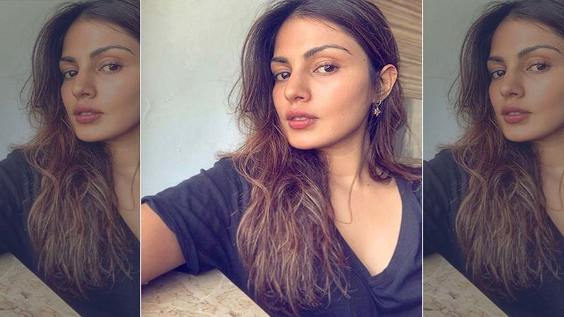 Rhea Chakraborty To Play The Role Of Draupadi In A Modern And Contemporary World? Deets INSIDE