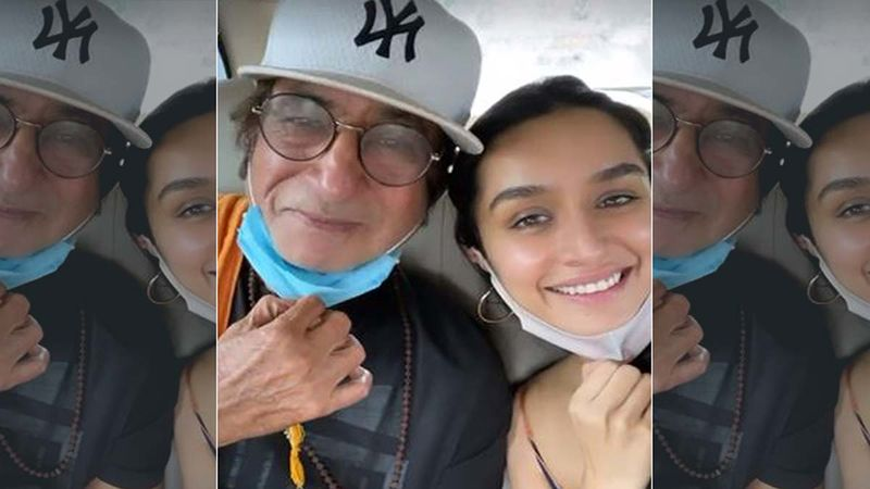As Shraddha Kapoor Jetted Off To Shoot For Luv Ranjan's Next, Daddy Shakti Kapoor Pens A Letter Asking Her To Open It After She Boards The Flight