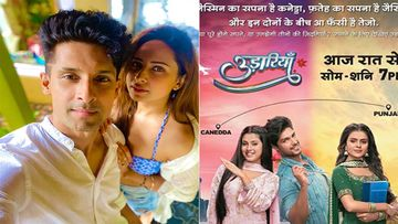 Ravi Dubey And Sargun Mehta's Debut Production Venture 'Udaariyan' Records Highest Rating; Duo Excitedly Shares The News