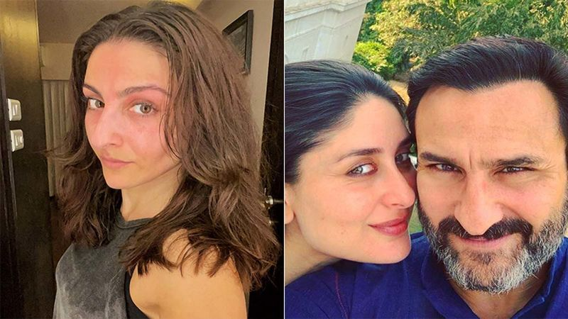 Soha Ali Khan On Kareena Kapoor And Saif Ali Khan's Newborn Jeh Ali Khan: 'It Is Lovely To Have A New Baby In The Family'