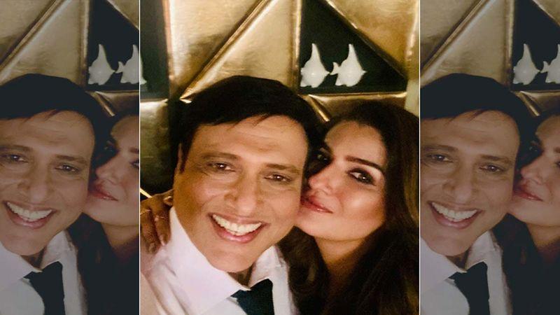 Raveena Tandon Hints At A 'Reunion' With Govinda, Drops A Selfie
