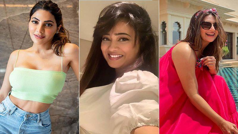 Khatron Ke Khiladi 11: Nikki Tamboli Feels Shweta Tiwari Is Jealous Of Her, Divyanka Tripathi's Reaction To This Will Leave You In Splits