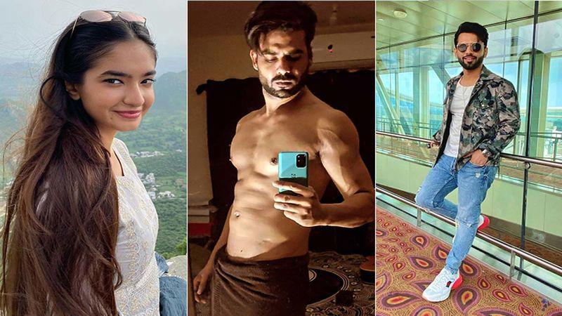 Khatron Ke Khiladi 11: Anushka Sen Eliminated; Netizens Cheer Vishal Aditya Singh And Rahul Vaidya For Guiding And Supporting Her