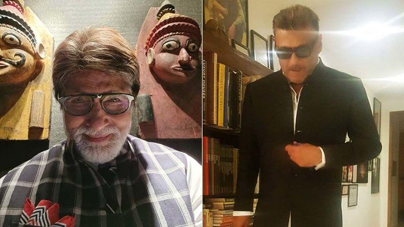 Kaun Banega Crorepati 13: Amitabh Bachchan Showers Jackie Shroff With Love, Gifts Him His Autographed Bow-Tie