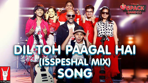 Dil Toh Paagal Hai Isspeshal Mix