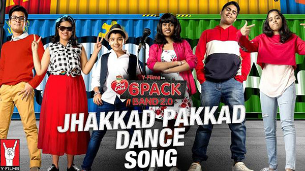 Jhakkad Pakkad Dance