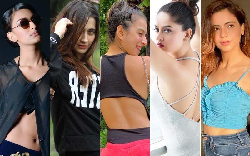 Erica Fernandes, Sanjeeda Shaikh, Benafsha Soonawalla, Mahhi Vij And Aamna Sharif: Instagram's Hottest Player This Week Is - Read On