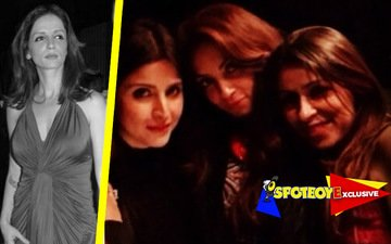 Bandra girls out of Hrithik Roshan's ex-wife Sussanne's life