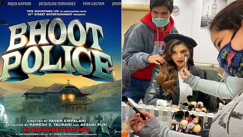 Bhoot Police: Jacqueline Fernandez Gives Perfect French Vibes In The Latest Sneak Peek Pic From Dharamshala