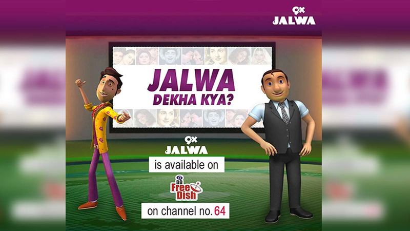 Bollywood's Biggest Music Channel 9X Jalwa Now Available On DD Free Dish; Read Details