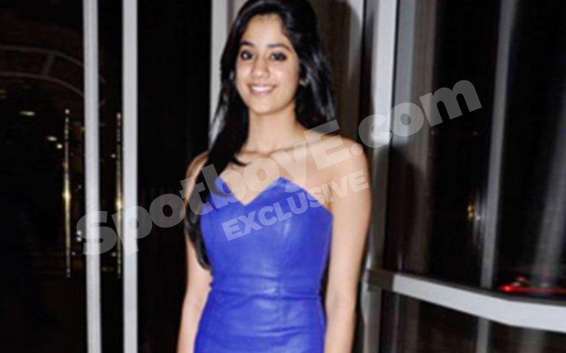 SCOOP! Sridevi's daughter Jhanvi says 'NO' to a big filmmaker