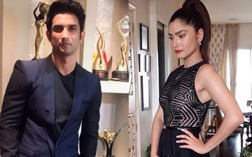 Sushant confirms his break-up with Ankita