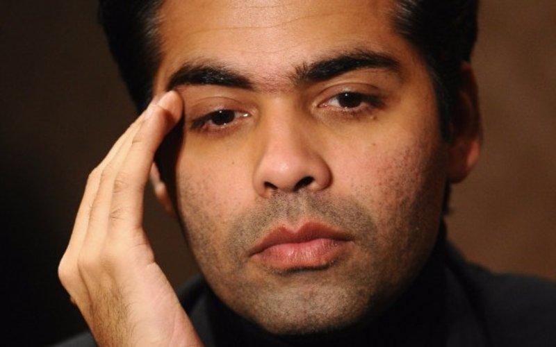 Why Is Karan Johar Freaking Out?