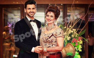 It's Back To the Grind for Divyanka-Vivek