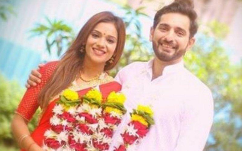 TV hotties Siddhant Karnick-Megha Gupta Have A Hush-Hush Wedding
