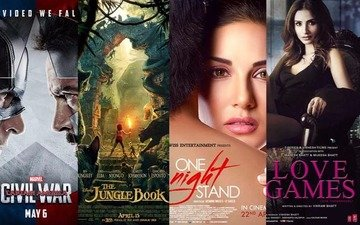2016: Hollywood outscoring Bollywood