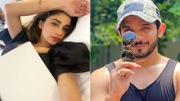 Mouni Roy Finds New COVID-19 Vaccine, Arjun Bijlani Makes The BIG Reveal In These PICS