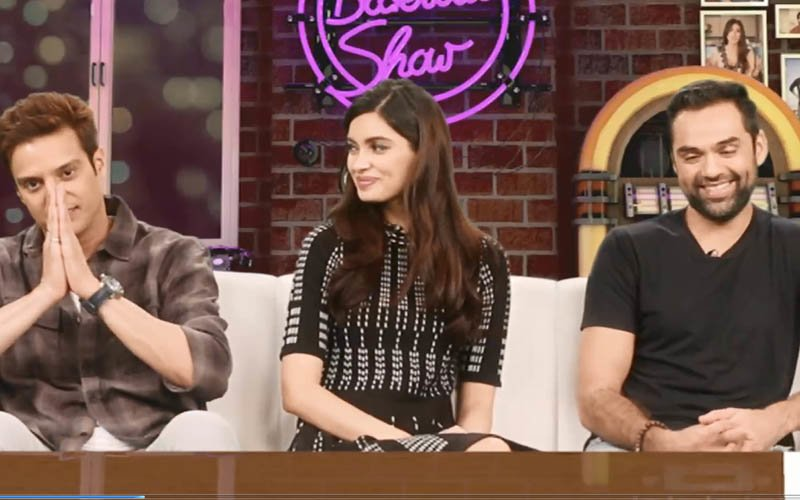 Diana Penty-Abhay Deol get a taste of Bade Chote's madness!