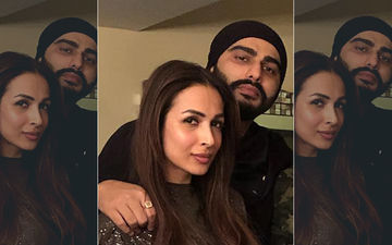 7 Times When Arjun Kapoor-Malaika Arora Threw Caution To The Wind