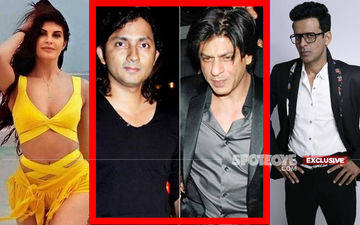 7 Years After His Ugly Fight With Shah Rukh Khan, Shirish Kunder Resurfaces With A Jacqueline Fernandez-Manoj Bajpayee Film?